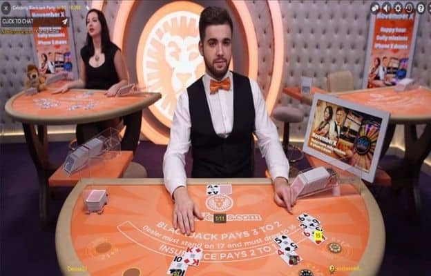 live dealer casino games fair game