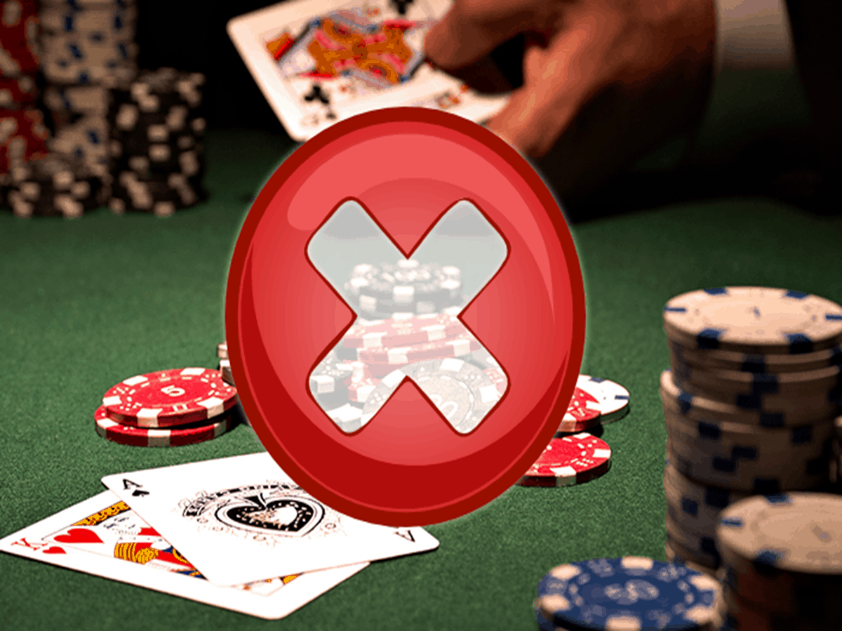 Most Common Mistakes When Playing in a Casino